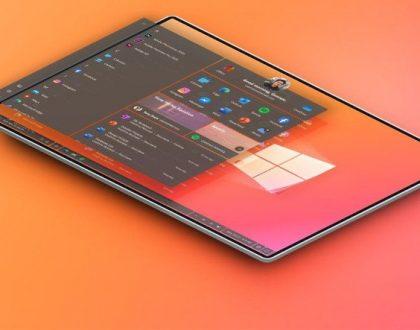 Bir Tasarımcı, Windows 10 Arayüzünü Yeniden Düzenledi