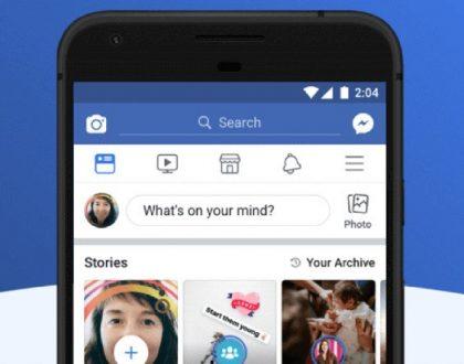 Facebook Hikayeler Instagram'da Paylaşılabilecek