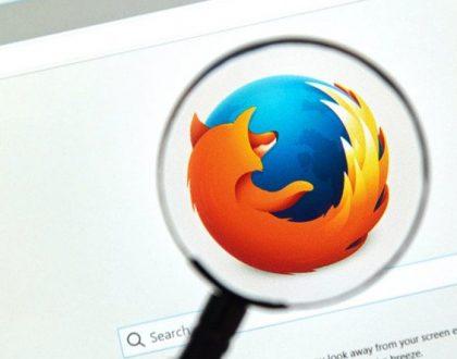 Firefox 75, Öneri Çubuğunda Bir Değişikliğe Gitti