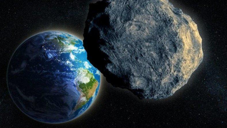 Yapay Zeka, Dünya'ya Çarpabilecek 11 Asteroit Tespit Etti