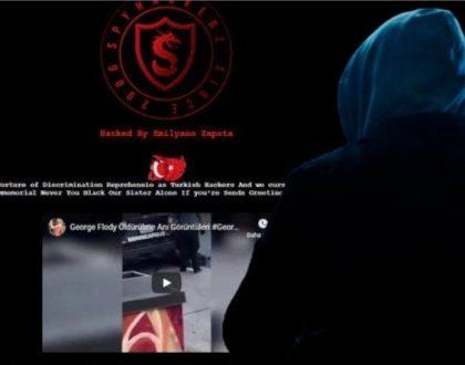 Türk Hacker, MIT'yi Hackleyerek Irkçılık Karşıtı Mesaj Verdi